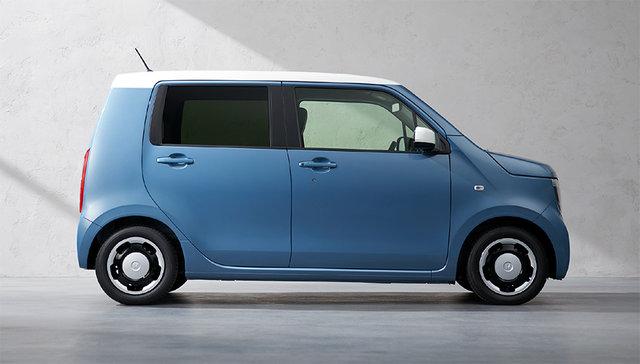 デザイン・カラー|スタイリング|N-WGN|Honda (69140)
