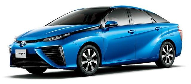 TOYOTA、MIRAIを一部改良 | トヨタ | グローバルニュースルーム | トヨタ自動車株式会社 公式企業サイト (69426)