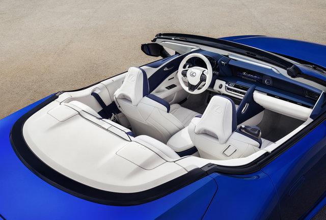 LEXUS、LAオートショーで「LC500」のコンバーチブルモデルを世界初公開 | レクサス | グローバルニュースルーム | トヨタ自動車株式会社 公式企業サイト (69720)