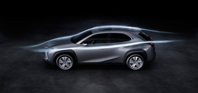 LEXUS初のEV市販モデル「UX300e」を世界初公開 | レクサス | グローバルニュースルーム | トヨタ自動車株式会社 公式企業サイト (69736)