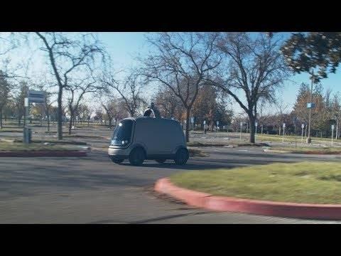 米流通大手のクローガー、自動運転配送車のスタートアップと提携し、スピード宅配目指す