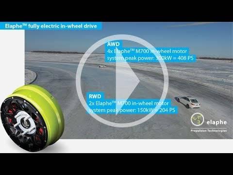 スロベニアのスタートアップ企業、インホイールモーターの電気自動車用コンポーネントをテスト中