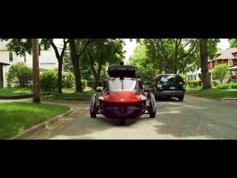 ロールス・ロイスの「空飛ぶ車」が車っぽくなさすぎるフォルム