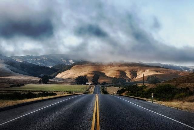 Free photo: California, Road, Highway - Free Image on Pixabay - 210913 (26202)