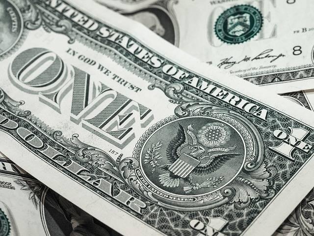Dollar Bank Note Money · Free photo on Pixabay (31914)
