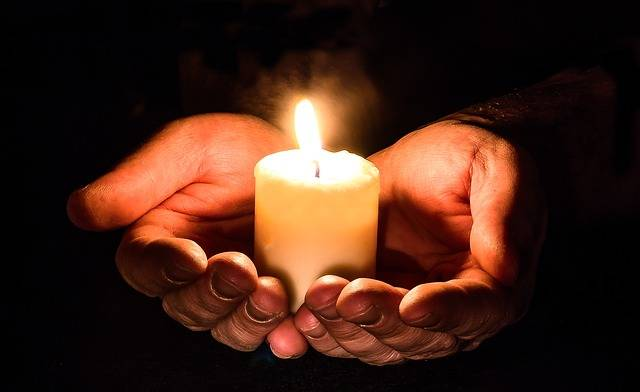 Hands Open Candle · Free photo on Pixabay (34479)