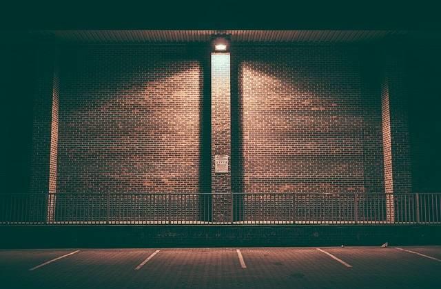 Brick Wall Empty Lighted · Free photo on Pixabay (41139)