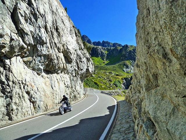 Switzerland Motorcycle Summer · Free photo on Pixabay (45015)