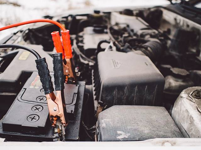 Jumper Cables Battery Engine · Free photo on Pixabay (47410)