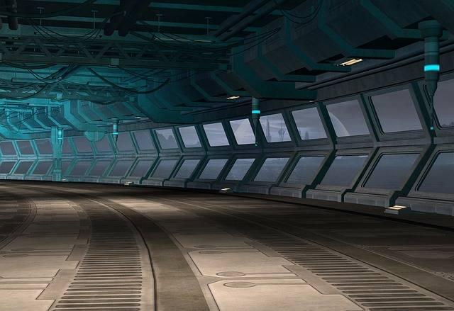 Science Fiction Scifi · Free image on Pixabay (50898)