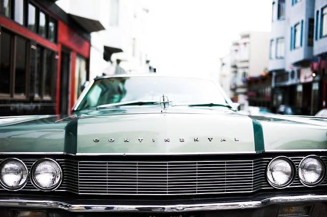 Car Continental Automobile · Free photo on Pixabay (51638)