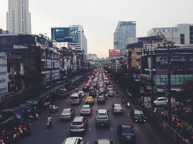 Traffic Jam India - Free photo on Pixabay (60219)