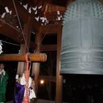 大晦日の風物詩「除夜の鐘」に騒音苦情|取り払うべきはどちらの煩悩か…