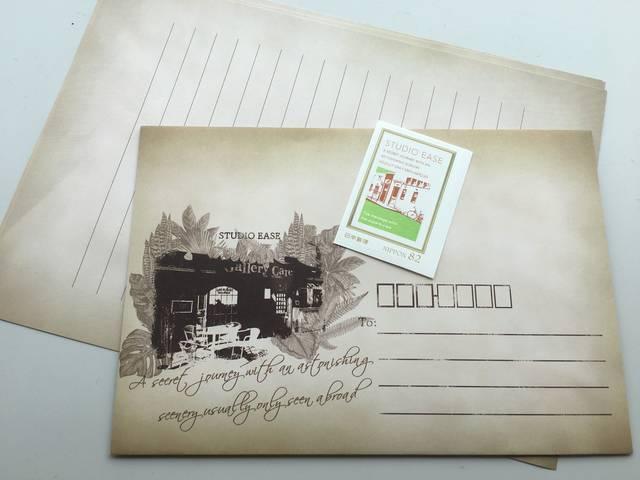 可愛い切手入りのオリジナルレターセットは手紙の「ふみ」...