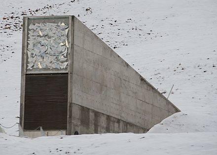 スヴァールバル世界種子貯蔵庫