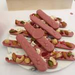 天然のピンク色がとっても可愛い「ルビーチョコレート」がトレンド入り