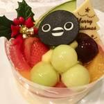 東京駅グランスタ2018年版オススメのクリスマスケーキはこれだ!