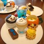 秋のデザートビュッフェが熱い‼︎SNS映え必須の「ハロウィーン・ディスコ」ヒルトン東京ベイで開催中