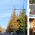 毎年11月19日は「世界トイレの日」神宮外苑 いちょう祭り LIXILブース うんこ先生登場!
