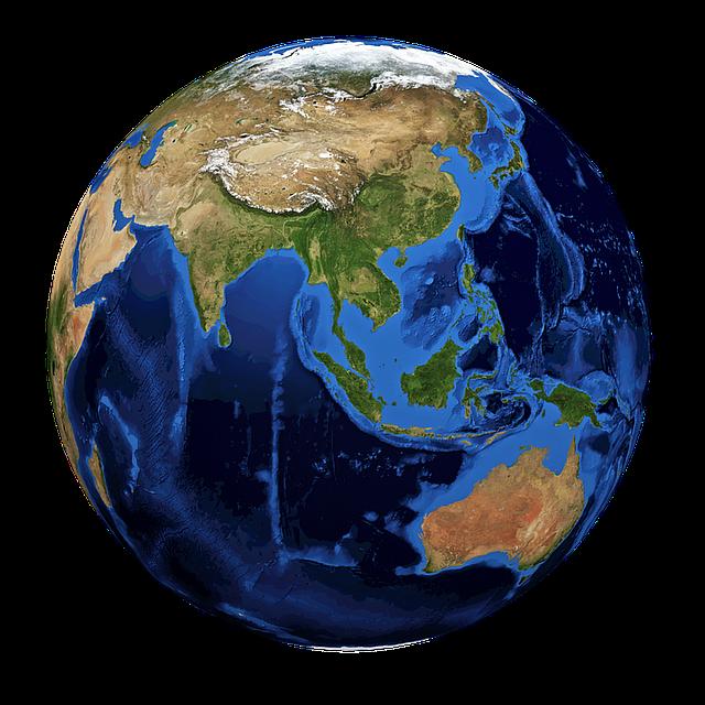 Free illustration: Globe, World, Earth, Planet - Free Image on Pixabay - 1339833 (746)