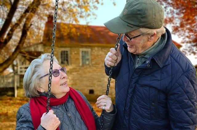 Free photo: Old People, Couple, Together - Free Image on Pixabay - 616718 (768)