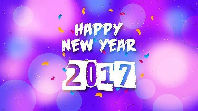 Free illustration: Happy New Year, New Year, 2017, New - Free Image on Pixabay - 1932512 (836)