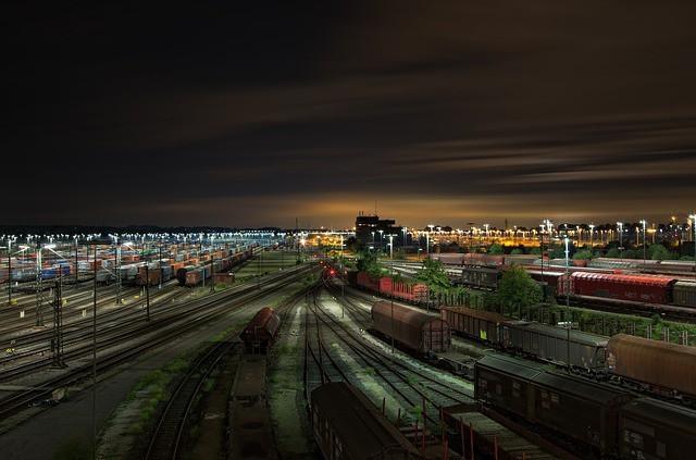 Free photo: Railway Station, Gleise - Free Image on Pixabay - 1363771 (986)