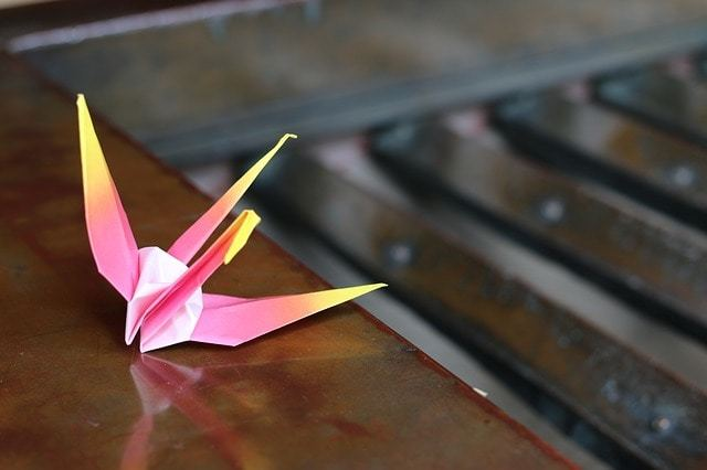 Free photo: Origami, Crane, Offertory Box - Free Image on Pixabay - 343818 (1024)
