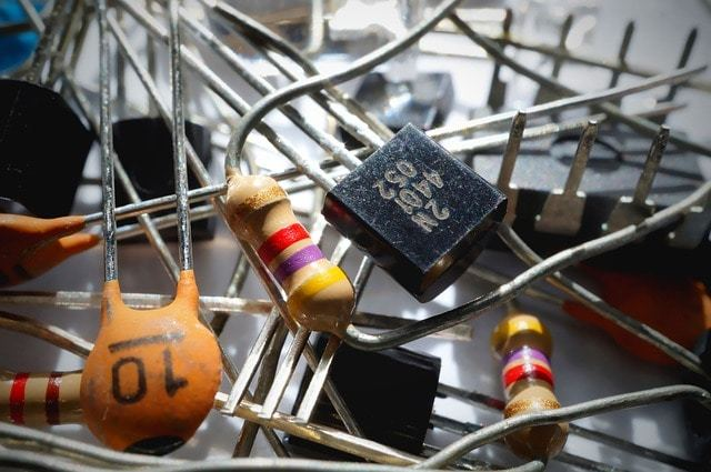 Free photo: Capacitor, Components - Free Image on Pixabay - 1835729 (1067)