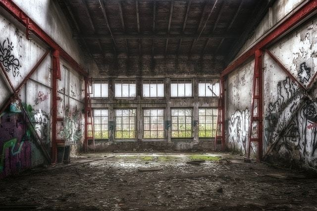 Free photo: Pforphoto, Lost Places, Space, Hall - Free Image on Pixabay - 1928744 (1255)
