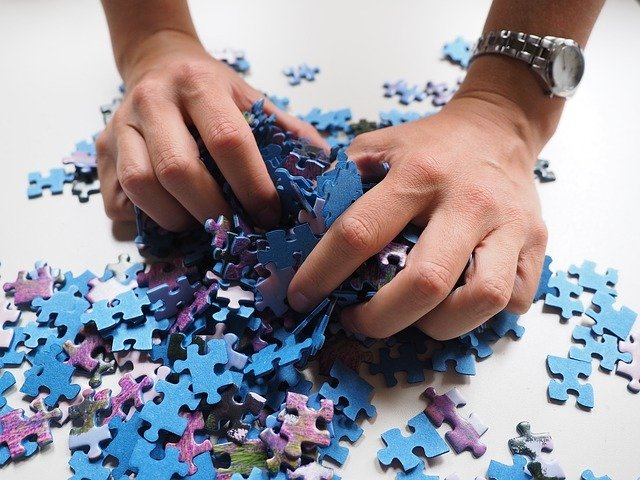 Free photo: Pieces Of The Puzzle, Mix, Hands - Free Image on Pixabay - 592798 (1625)