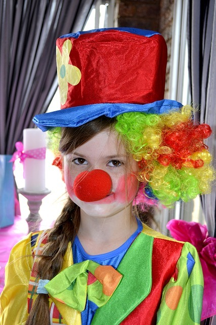 Free photo: Clowns, Funny, Party, Child - Free Image on Pixabay - 1810364 (1662)