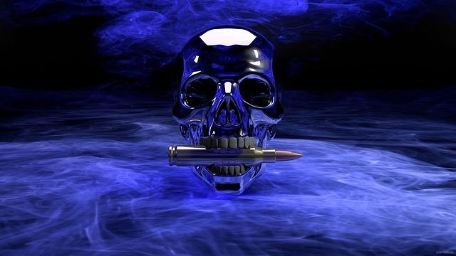 Free illustration: Skull, Skull And Crossbones, War - Free Image on Pixabay - 682973 (1782)