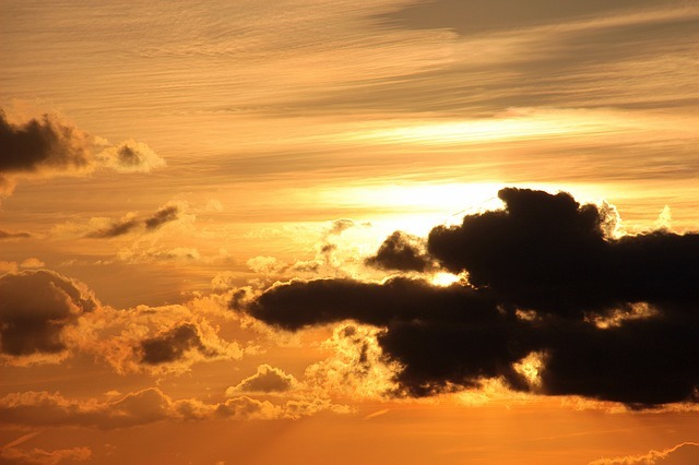 Free photo: Sunset, Sun, Clouds, Dark Clouds - Free Image on Pixabay - 1370172 (1881)