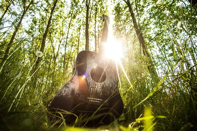 Free photo: Acoustic Guitar, Musical Instrument - Free Image on Pixabay - 407214 (1897)