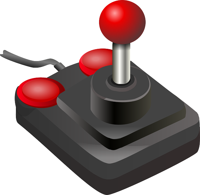 Free vector graphic: Joystick, Game Controller, Buttons - Free Image on Pixabay - 23234 (2038)
