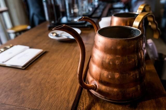 Free photo: Copper Pot, Desk, Kitchenware, Old - Free Image on Pixabay - 1836552 (2440)