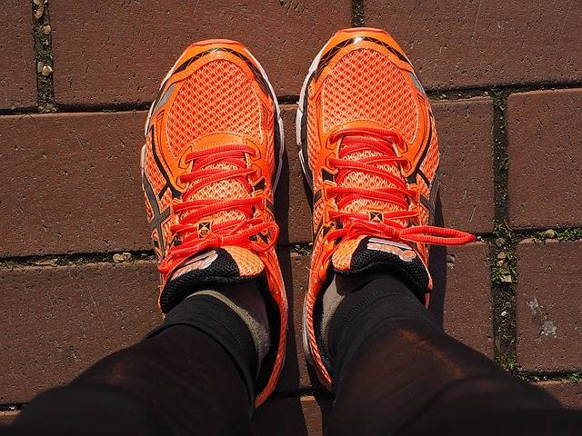 Free photo: Shoes, Running Shoes, Orange - Free Image on Pixabay - 1260718 (2595)