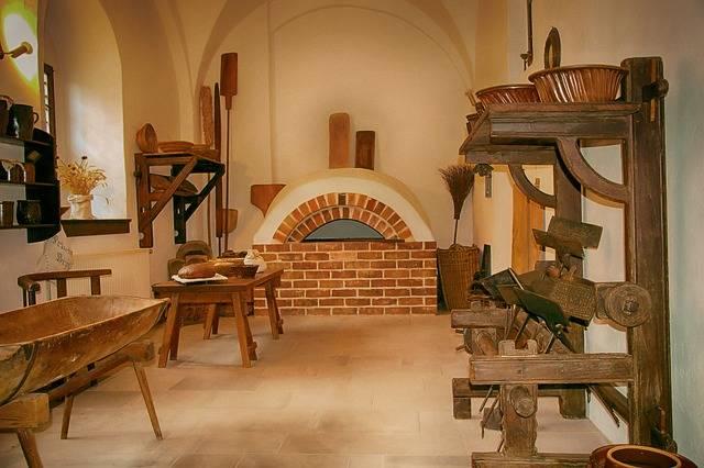 Free photo: Kitchen, Historically, Fireplace - Free Image on Pixabay - 1566964 (2983)