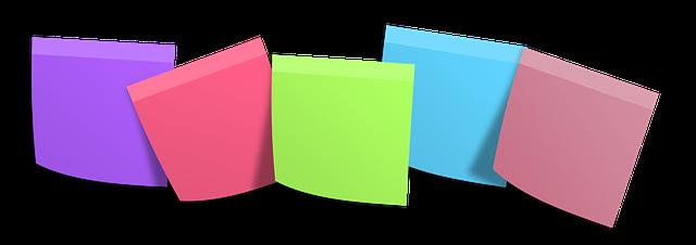 Free illustration: Postit, Memo, Post It, Notes - Free Image on Pixabay - 1975188 (3041)