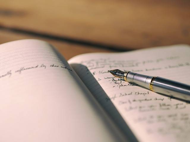 Free photo: Notebook, Notes, Pen, Writing - Free Image on Pixabay - 1840276 (3045)