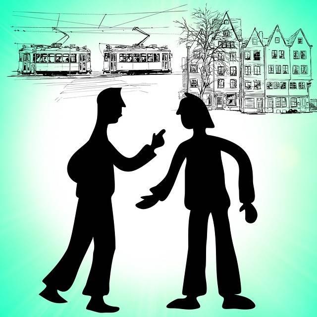 Free illustration: Fight, Quarrel, Criticize, Oppose - Free Image on Pixabay - 1899082 (3202)