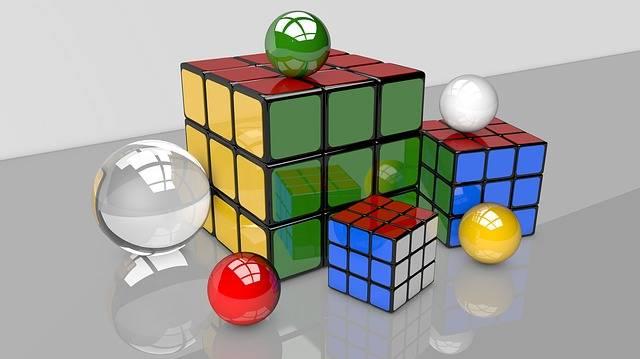 Free illustration: Magic Cube, 3D, Game - Free Image on Pixabay - 1167224 (3438)