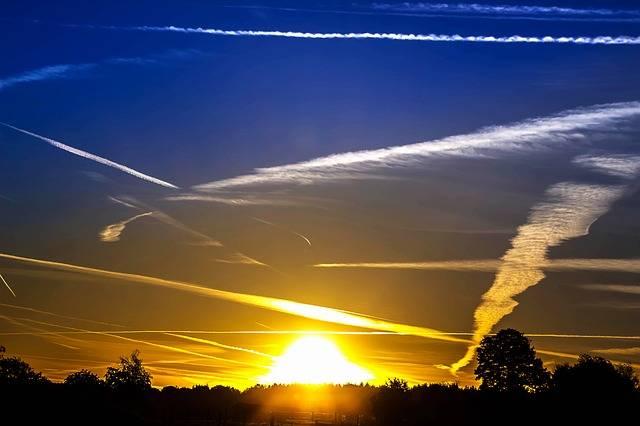 Free photo: Sunrise, Sun, Sunbeam, Sky, Skies - Free Image on Pixabay - 1699959 (3923)