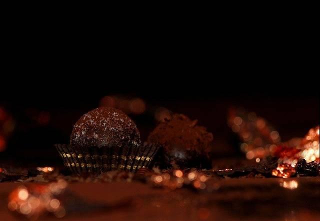 Free photo: Praline, Chocolate, Nibble - Free Image on Pixabay - 563381 (4154)