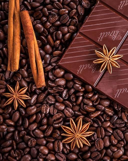 Free photo: Coffee, Chocolate, Cinnamon, Anise - Free Image on Pixabay - 1900194 (4166)