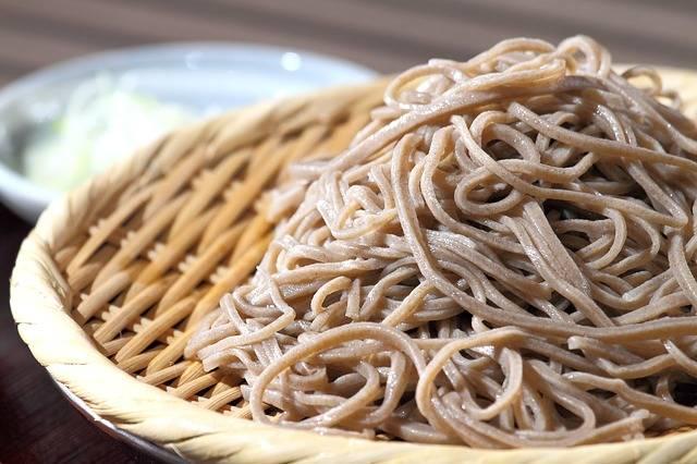 Free photo: Soba Noodles, Near, Buckwheat - Free Image on Pixabay - 801660 (4205)
