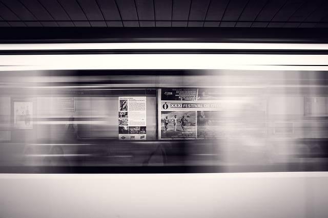 Free photo: Departure Platform, Subway - Free Image on Pixabay - 371218 (4522)