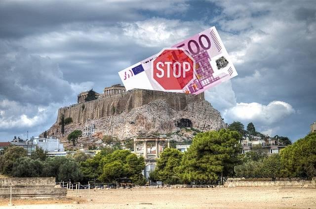 Free illustration: Greece, Euro, Euro Crisis, Money - Free Image on Pixabay - 892579 (5190)