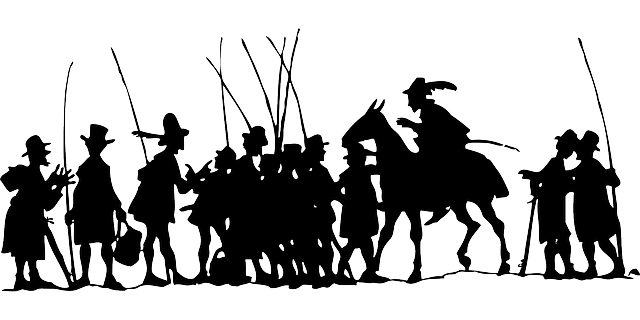Free vector graphic: People, Silhouette, Horse, Fighting - Free Image on Pixabay - 32881 (5601)